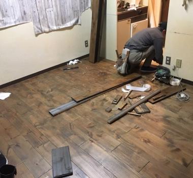 どんなのがある!?海外の床材の種類とBEFORE/AFTER事例